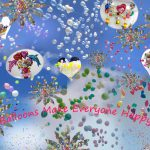 Balloons make Everyone Happy! 2016バージョン