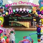 2014年のクリスマス